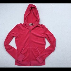 Juicy Couture Terry Hot Pink Track Suit S/P